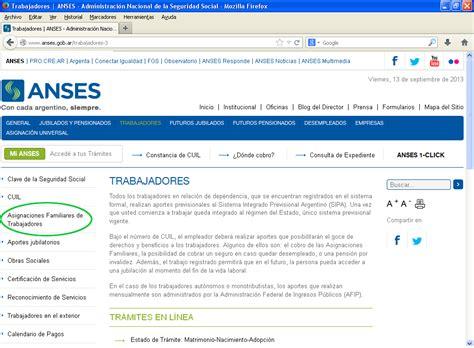 consulta de liquidacion asignacion universal liquidacion de asignacion familiar consulta de