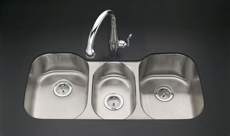 Kohler Undertone Kitchen Sink by Kohler Undertone R Basin Undercounter Kitchen Sink