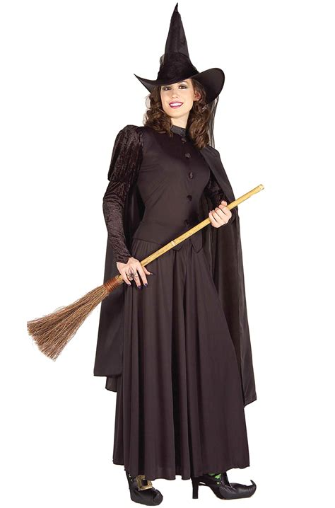 basic witch adult costume purecostumescom