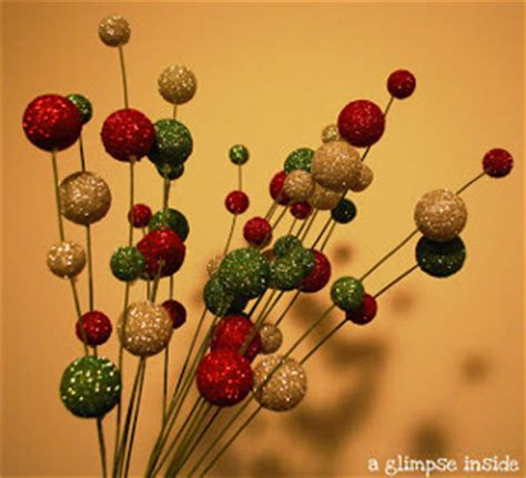 decorative christmas tree picks allfreeholidaycrafts com