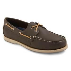 merona shoes mens s milo boat shoes merona brown ebay