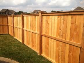 Types Of Fences For Backyard Wood Fence Post Caps In Decorative Ideas Fence Ideas