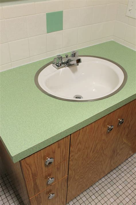 retro green bathroom kate s 1960s green bathroom remodel lite before and