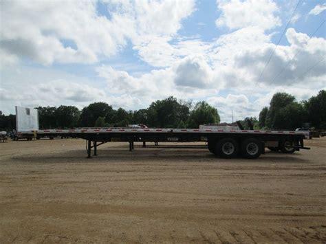 flatbed trailer headboard 2004 transcraft 48 flatbed trailer s n 42011527 48 x