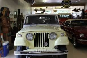 Jeep Convertible 1967 Kaiser Jeep Jeepster Commando Convertible For Sale