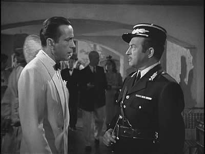 Casablanca 1943 Review And Trailer by Rick S Cafe Texan Casablanca 1943 A Review