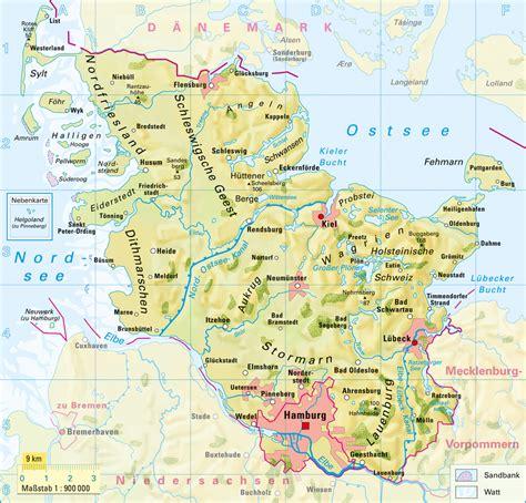 Schleswig Holstein Germany Birth Records Schleswig Holstein Maps