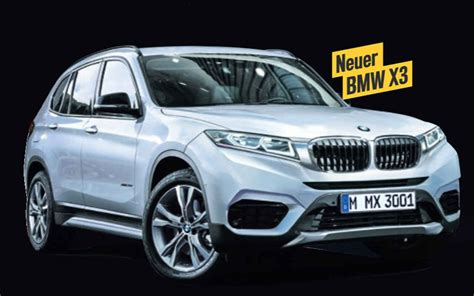 New Bmw 2018 X3 by Bmw X3 2018 Une Photo Apparait Sur La Toile