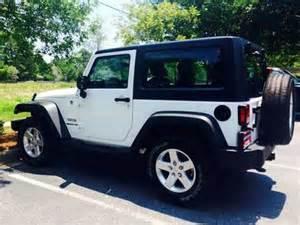 jeep wrangler white 2 door mitula cars
