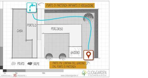 impianto di irrigazione giardino impianto di irrigazione come realizzare un impianto di