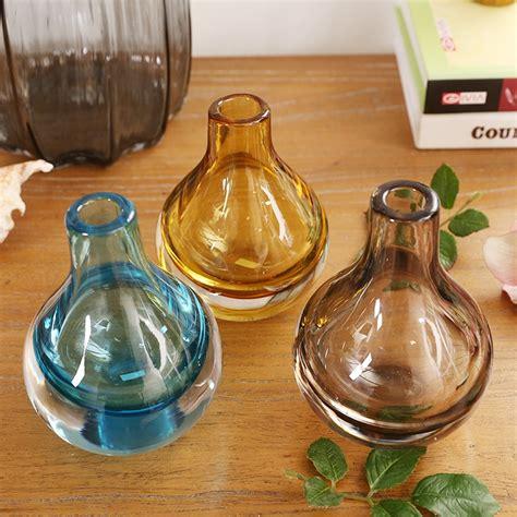 fabrica de floreros de vidrio ronda de los floreros de cristal jarrones de vidrio