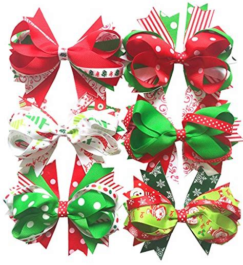 top 5 best christmas hair bows for sale 2016 save expert