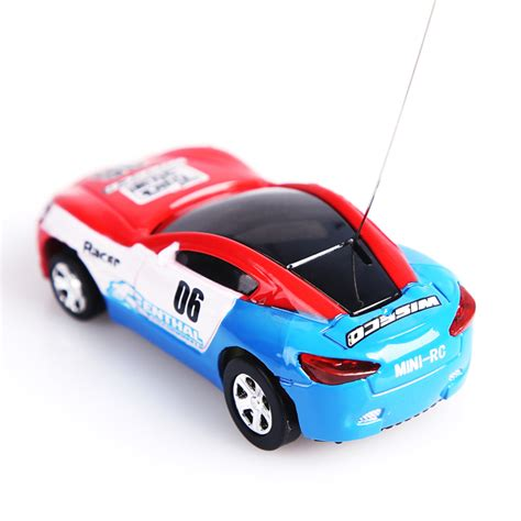 Remote Cars 920 3 multicolor mini coke can high speed rc radio remote micro racing car rc cars hobby