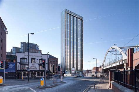 Apartment Building Blueprints revealed plans for plush city centre apartment block