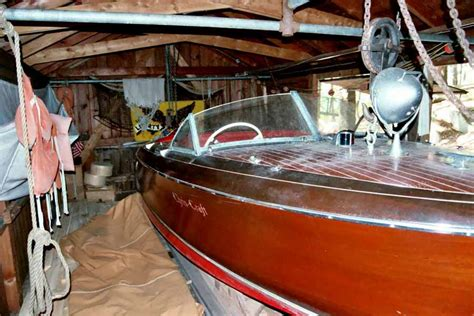barrel back boat kits chris craft 19 barrel back custom runabout for sale