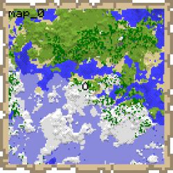 carte objet le minecraft wiki officiel