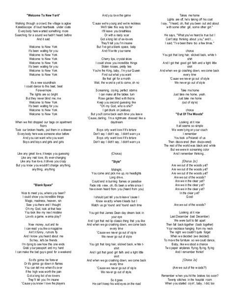 testo advertising space 1989 lyrics