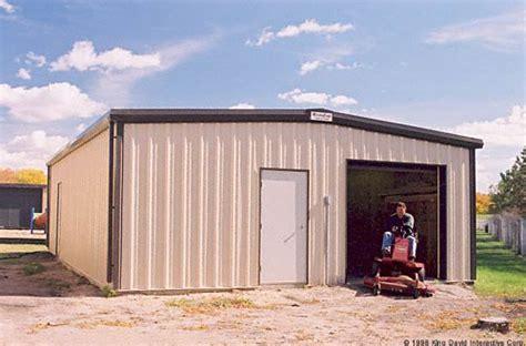 backyard workshop kits garages olympia steel buildings