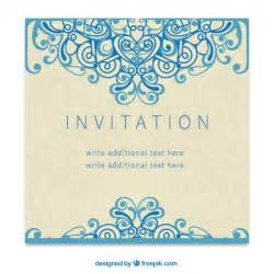 Invite Design Template by Invitation Vectors Photos And Psd Files Free