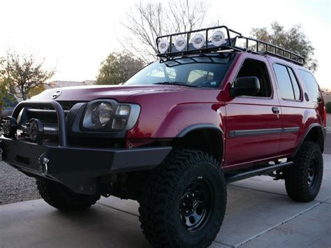 2003 nissan xterra lifted 2003 nissan xterra information and photos momentcar