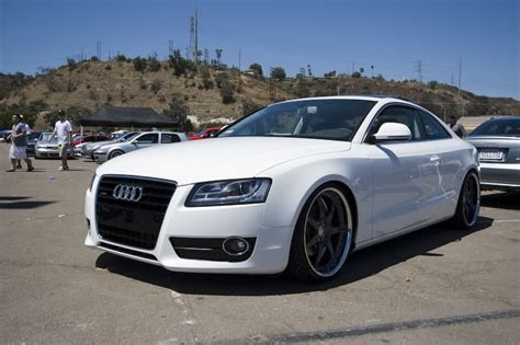 customize my audi audi a5 s5 with custom wheels real pictures only