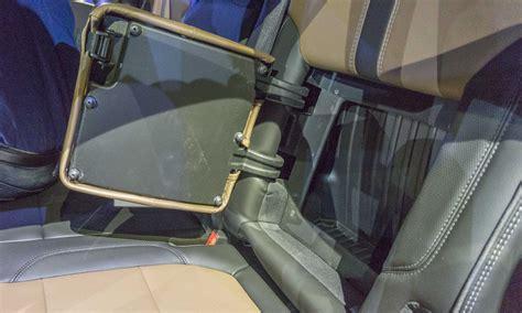 seat storage 2018 silverado 2018 detroit auto show 2019 chevrolet silverado 187 autonxt