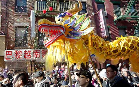 new year firecracker festival nyc new year firecracker ceremony and cultural