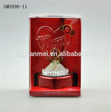 wholesale gifts changing color glass s day wholesale decorations