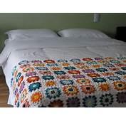 Colchas De Cama A Crochet  Imagui