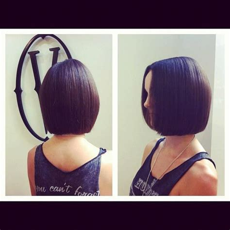 triangle one length bob with 15 best images about bob haircut on pinterest shoulder