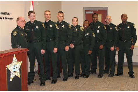 Flagler County Sheriff Office by News Briefs Sheriff S Office Swears In Eight New Deputies