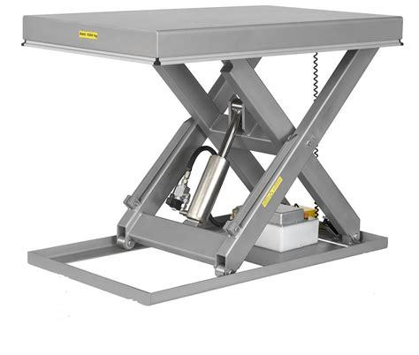 used scissor lift table static scissor tables scissor tables static scissor lift