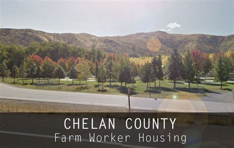 Chelan County Court Search Chelan County Farm Worker Housing