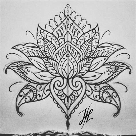 25 unique lotus mandala ideas on lotus