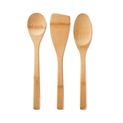 bamboo kitchen basics utensil set
