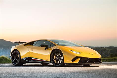 Lamborghini Performante New Lamborghini Huracan Performante Review Pictures