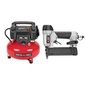 Air Nailer F 30 Nrt Pro porter cable 6 gal 150 psi portable electric air