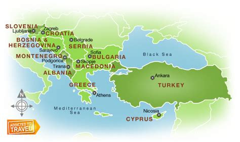 southern europe map maps europe map of southern europe pictures