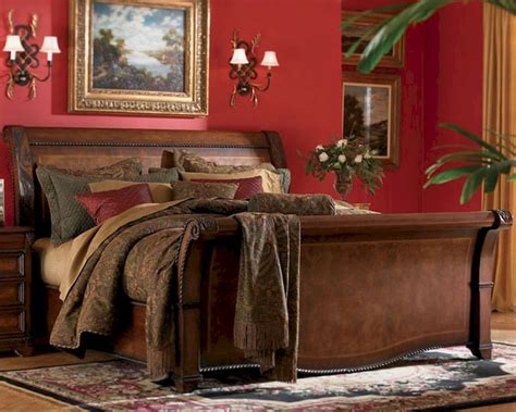 aspen bedroom furniture aspen bedroom furniture sleigh bed napa as74 400