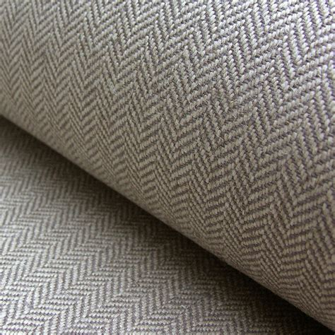 fabric upholstery uk linen herringbone natural linen with elephant grey