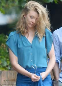 natalie dormer makeup of thrones natalie dormer goes make up free in