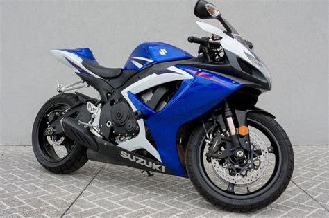 2007 Suzuki Gsxr750 2007 Suzuki Gsx R 750 For Sale On 2040motos