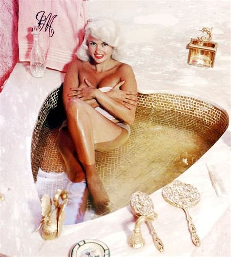 jayne mansfield bathtub monogrammed towels and a heart shaped tub i ll kill you