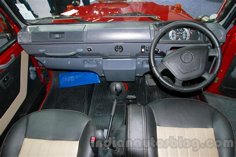 Gurkha Interior by Report New Gurkha Launched At Rs 6 25 Lakhs