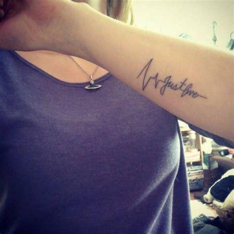 just live tattoo best 25 small forearm tattoos ideas on