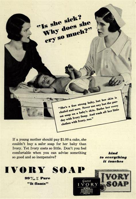 vintage ads  ivory soap baby edition ardnasselas