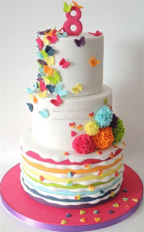 images  cake rainbow  pinterest