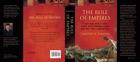 Whats A Book Jacket Report by Rule Of Empires Book Jacket Timothy H Parsons