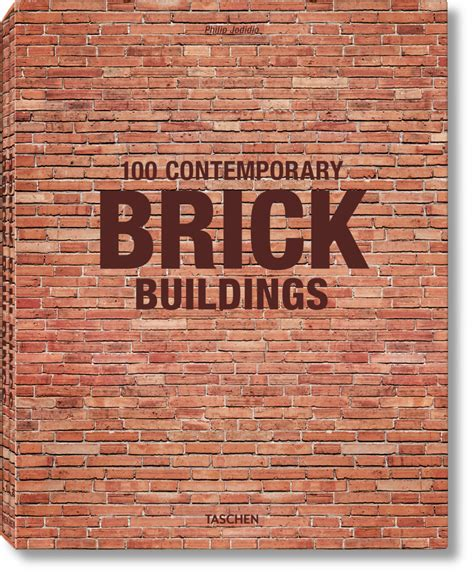 100 contemporary wood buildings multilingual edition books 100 contemporary brick buildings taschen books