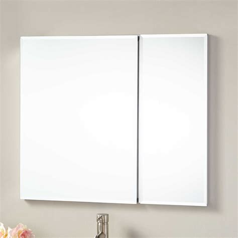 bathroom medicine cabinets with mirrors recessed 30 quot cordain recessed mount medicine cabinet medicine